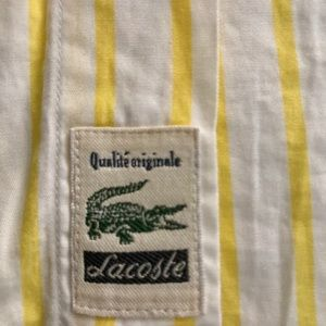 Lacoste Shirts - 🐊Lacoste Button Down 🍁